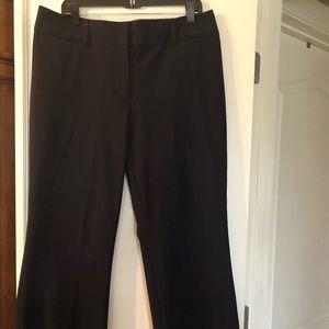 Ann Taylor Loft Navy Blue Pants